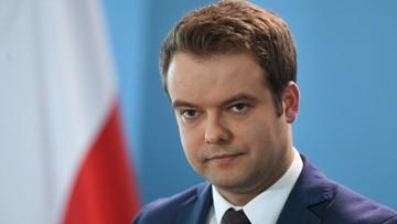 """""""To bzdura"""". Bochenek o doniesieniach, że Polska może stracić fundusze z UE"""