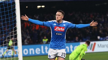 Gol Zielińskiego i wysokie zwycięstwo Napoli