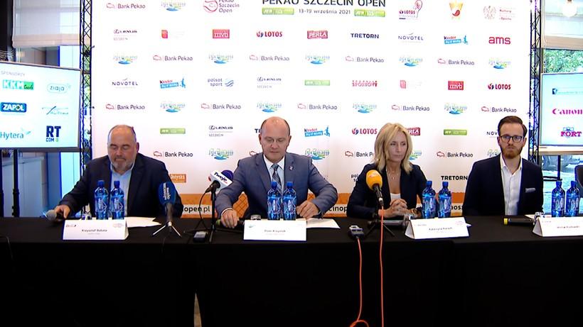 Powraca turniej Pekao Szczecin Open. Przed nami 28. edycja