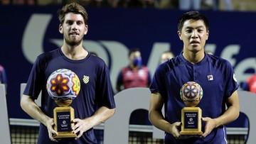 ATP w Los Cabos: Norrie pokonał Nakashimę w finale