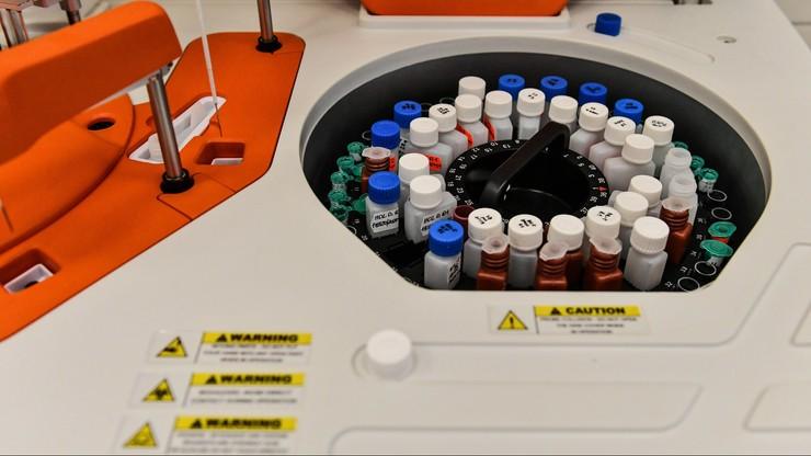 Ile laboratoriów w Polsce prowadzi badania na obecność koronawirusa?