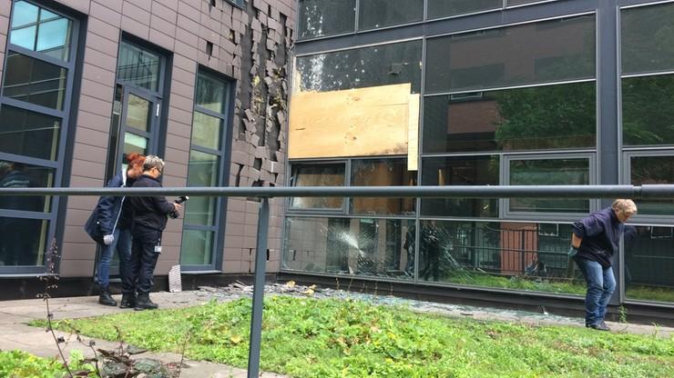 Strzały z broni przeciwpancernej w Amsterdamie. Podejrzanym członek gangu motocyklowego