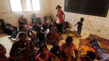 Potężny cyklon Fani uderzył w Indie. Ewakuowano ponad milion osób