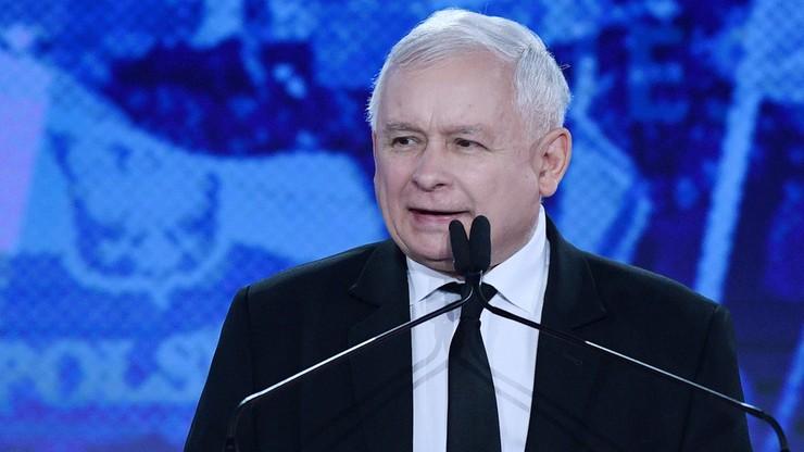 """Jarosław Kaczyński wśród laureatów Nagrody Kisiela 2017. Za """"konsekwencję i niezłomność"""""""