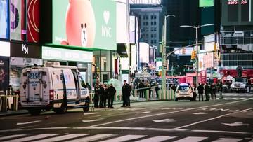 Strzelanina na Times Square. Ranna czterolatka