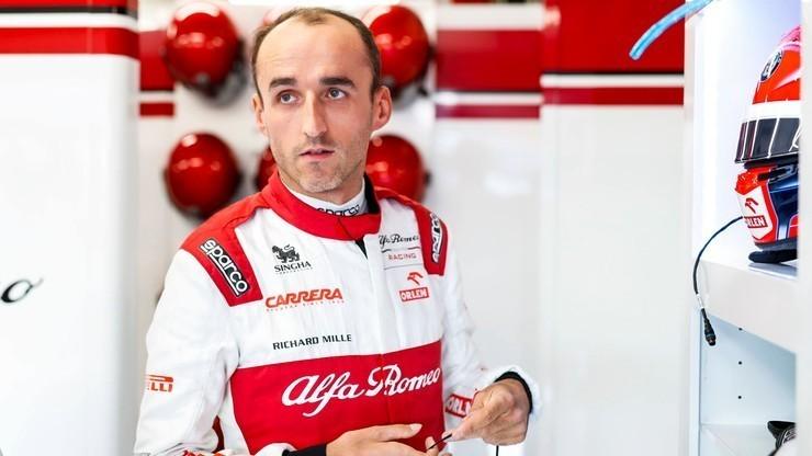 Robert Kubica wystąpi w drugiej rundzie European Le Mans Series na austriackim Red Bull Ringu