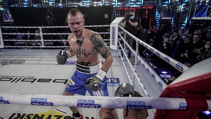 Polsat Boxing Night 10: Starcie Łukasz Stanioch - Robert Talarek dodane do karty walk