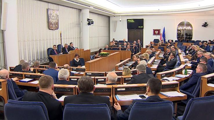 Senacka komisja za budżetem bez poprawek