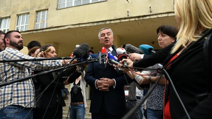 Wybory prezydenckie w Czarnogórze. Djukanović wygrał w pierwszej turze