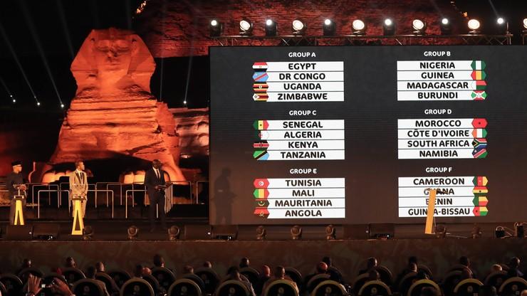 Terminarz Pucharu Narodów Afryki 2019