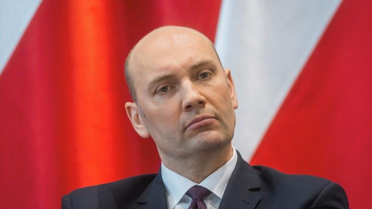 Chwałek zrezygnował z funkcji wiceszefa MON. Został wiceprezesem Polskiej Grupy Zbrojeniowej