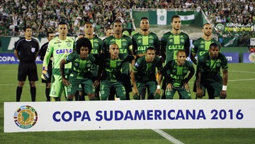 Zagubiona gra jedną z przyczyn katastrofy samolotu z piłkarzami Chapecoense
