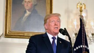 Trump: misja w Syrii doskonale przeprowadzona i zakończona
