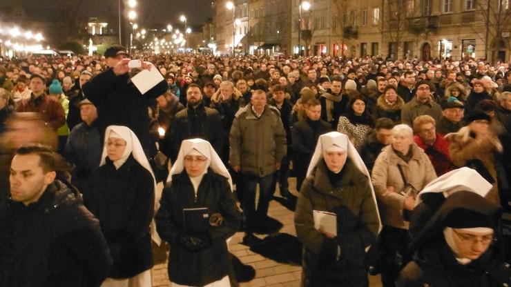 W sobotę ulicami stolicy przejdzie droga krzyżowa w intencji prześladowanych chrześcijan