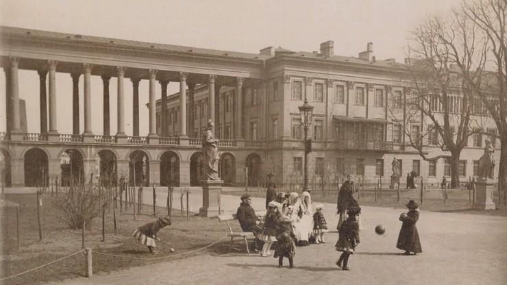 MSZ RFN: Będziemy śledzić projekt odbudowy Pałacu Saskiego