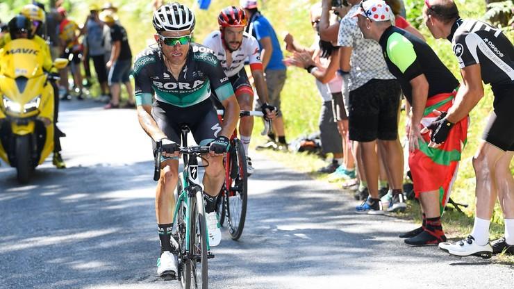 Tour de Pologne: Majka nie wystartuje w wyścigu