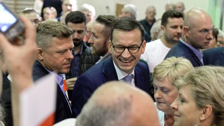 """Rusza """"konwój wstydu"""". PO ma pokazać """"jaki naprawdę jest premier Mateusz Morawiecki"""""""