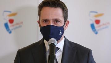 Trzaskowski grozi zawieszeniem wsparcia finansowego policji. Jest odpowiedź stołecznej komendy