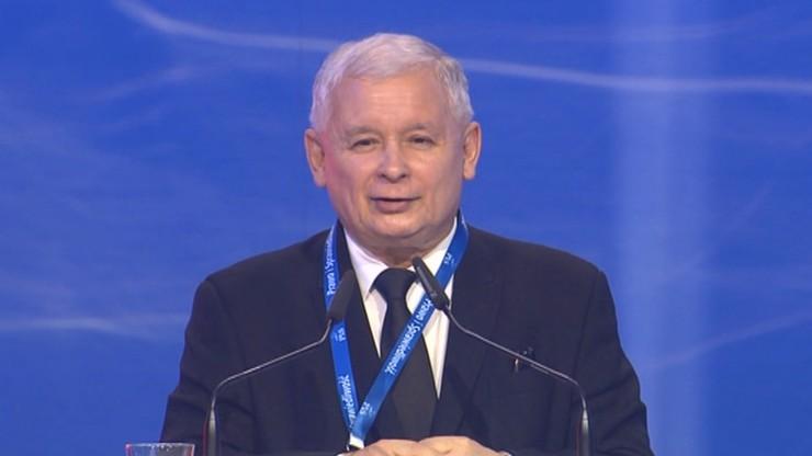 Kaczyński: opozycja nie sparaliżuje działań Sejmu