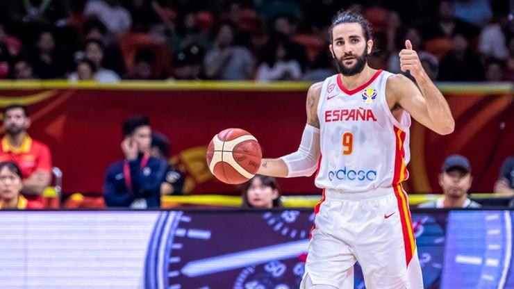 MŚ koszykarzy: Hiszpan przeszedł do historii w meczu z Polską
