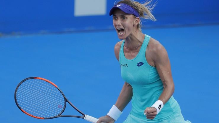 WTA w Acapulco: Obrończyni tytułu wystąpi w finale