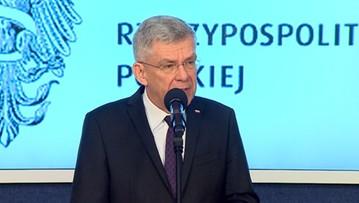Marszałek Karczewski wystosuje ponowne zaproszenie do szefa PO