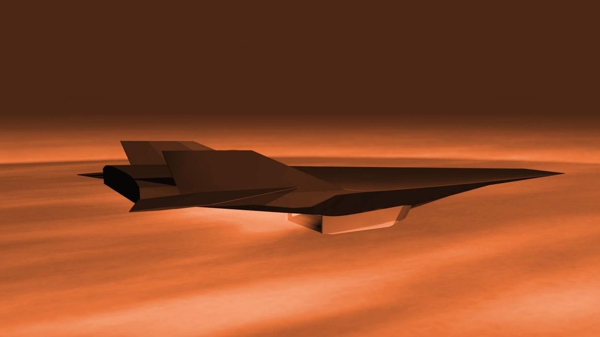 Chiński dron będzie latał po Marsie z prędkością 6000 km/h. NASA może już zazdrościć