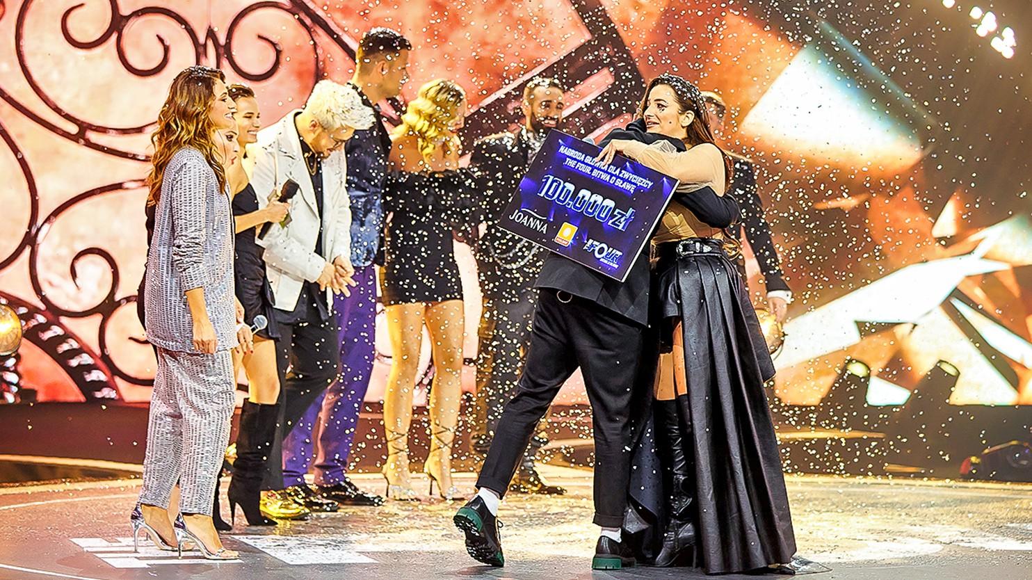 Wiemy, kto wygrał The Four. Bitwa o sławę! Gratulujemy! - Polsat.pl