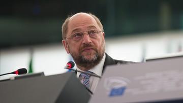 Schulz ostro o Polsce: wydarzenia mają charakter zamachu stanu. Będzie dyskusja w PE