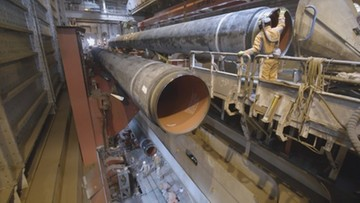 Niemcy zawiesili zgodę na dalszą budowę Nord Stream 2