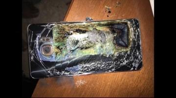 Samsung wycofuje Galaxy Note 7 ze sprzedaży. Akcje koncernu spadają