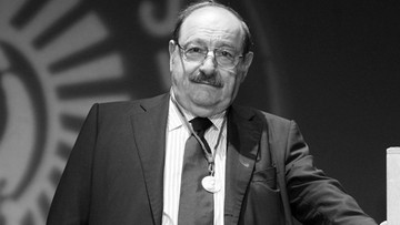 """Zmarł Umberto Eco, autor """"Imienia róży"""". Miał 84 lata"""