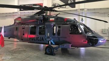 Trzeci śmigłowiec Black Hawk dla policji. Podpisano umowę