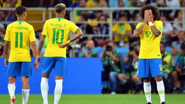 MŚ 2018: Skład Brazylii na Meksyk bez kluczowego zawodnika