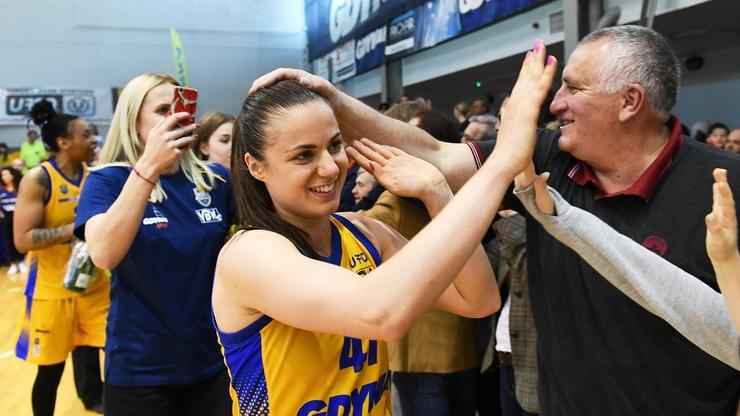 Euroliga koszykarek: Arka Gdynia poznała rywala