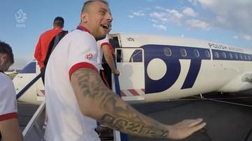 """Polscy piłkarze latają LOT-em. """"Chcieliśmy, żeby reprezentację narodową woziła polska firma"""""""