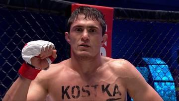 KSW 58: Musaev pokonał Jurisicia w walce niepokonanych zawodników (WIDEO)