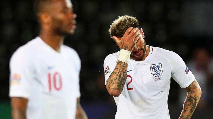 Reprezentant Anglii wyrzucony z kadry przez seksimprezę