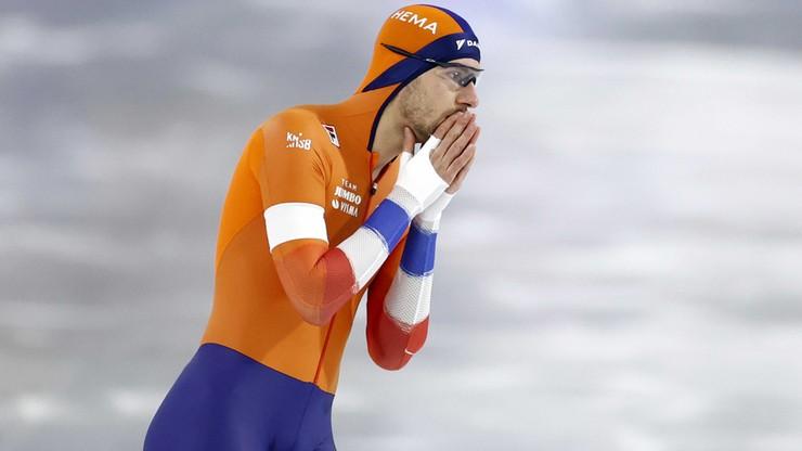 MŚ w łyżwiarstwie szybkim: Holenderskie podium na 1500 m