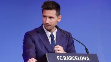 Messi podpisał kontrakt z nowym klubem. Wcześniej plany zdradził jego ojciec
