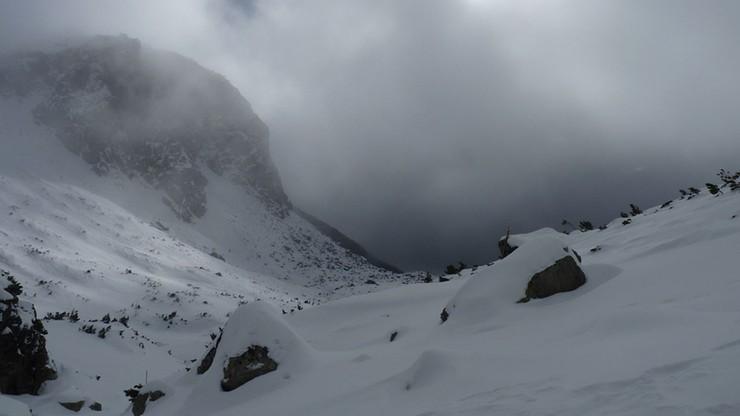 Burzowy okres w Tatrach. Ostrzeżenie przed wyjściem w góry