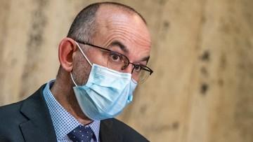 Czeski minister zdrowia odwołany. Nie zgadzał się na używanie Sputnik V