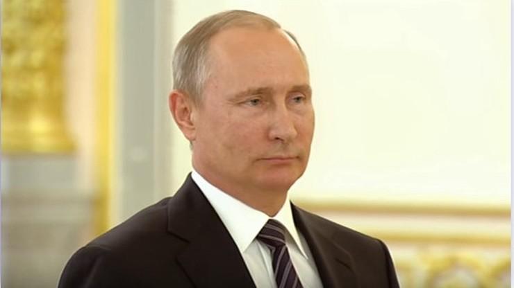 Putin: w Rosji sformowano rezerwę sił MSW, które mogą być wysłane na Białoruś