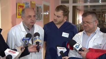 """""""Stan bardzo ciężki, rokowania są nieznane"""". Lekarze o stanie zdrowia 14-latka, który wpadł pod lód"""