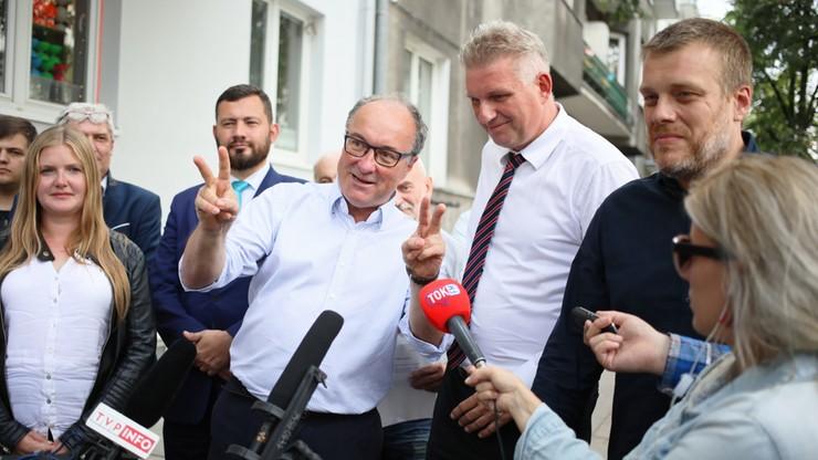 Polska Partia Socjalistyczna dołączyła do koalicji lewicowej