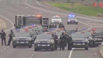 """Brutalne starcia z policją w Australii. """"W Melbourne zapanował chaos"""""""