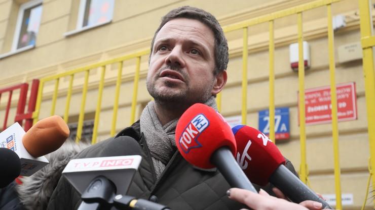 Trzaskowski: zależy mi na porozumieniu z lewicą