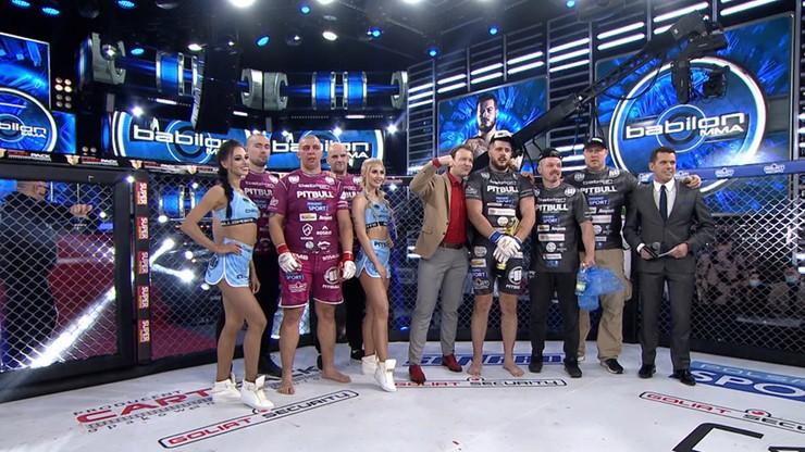 Babilon MMA 19: Wyniki gali