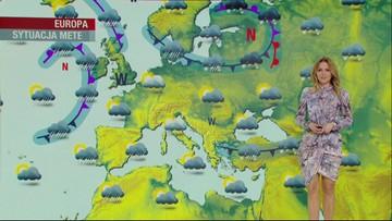 Prognoza pogody - niedziela, 7 marca - wieczór
