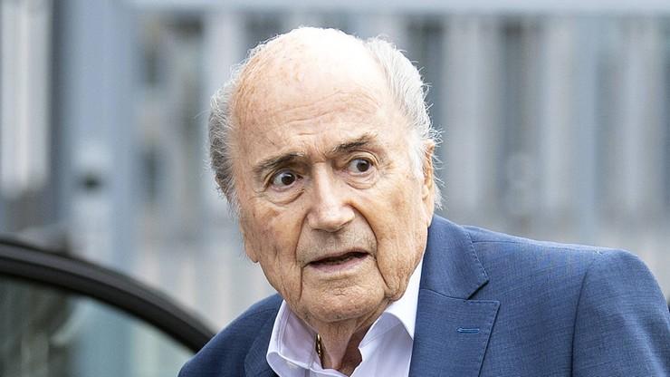 """Były szef FIFA był w śpiączce. """"Sytuacja była niebezpieczna"""""""